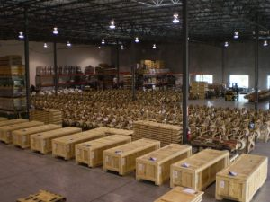 AIS Military Warehouse Facility