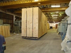 Generator Sets Export Packed at AIS Facility